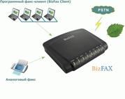 Yeastar BizFax E100 IP АТС