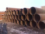 трубы восстановленные под лежалую 820х9 1020х12