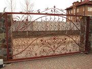 Изготавливаем,  монтируем,  демонтируем,  утепляем, облагораживаем ворота.