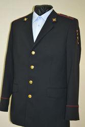 форменная одежда мвд полиции мужской китель брюки ткань пш
