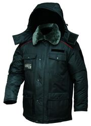 форменная куртка бушлат для мвд полиции женская зимняя