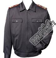 форменная куртка для сотрудников мвд полиции мужской летний костюм