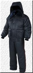 Куртка всесезонная укороченный для сотрудников полиции иссиня-черная т
