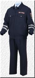 форменная одежда куртка сотрудников дпс летняя