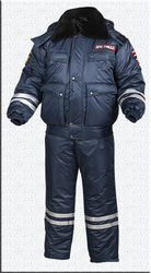 форменная одежда сотрудников дпс гибдд гаи зимняя куртка брюки