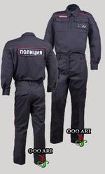 форменная одежда сотрудников ппс летняя