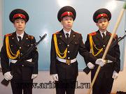 Кадетская парадная форма китель и брюки для кадеты