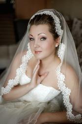 Услуги стилиста-визажиста свадебный макияж и прическа