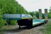 Продажа полуприцепа тяжеловоза ЧМЗАП 93853 2017 года в Челябинске