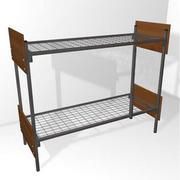 Кровать металлическая раскладная опт для строителей студентов оптом